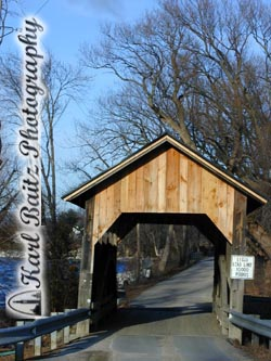Holmes Creek Covered Bridge (31K)